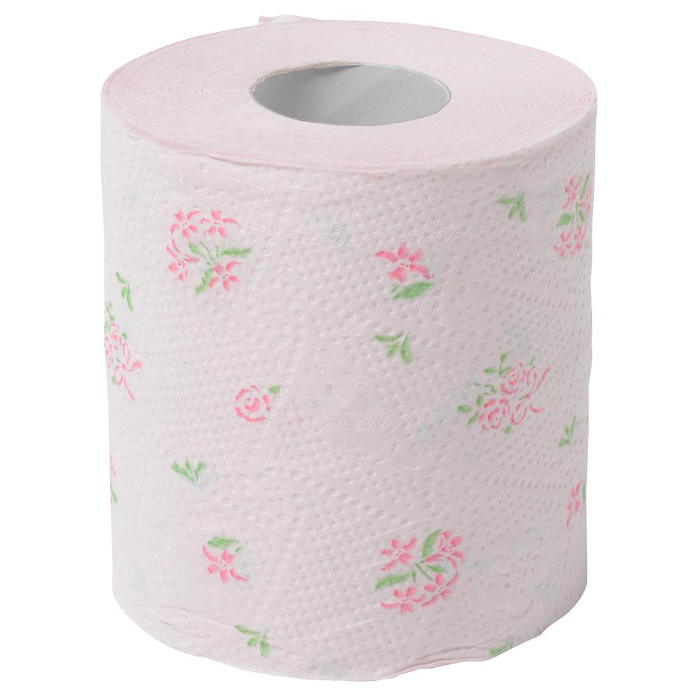 16. トイレットペーパーの紙はどうやって柔らかくしているのですか?